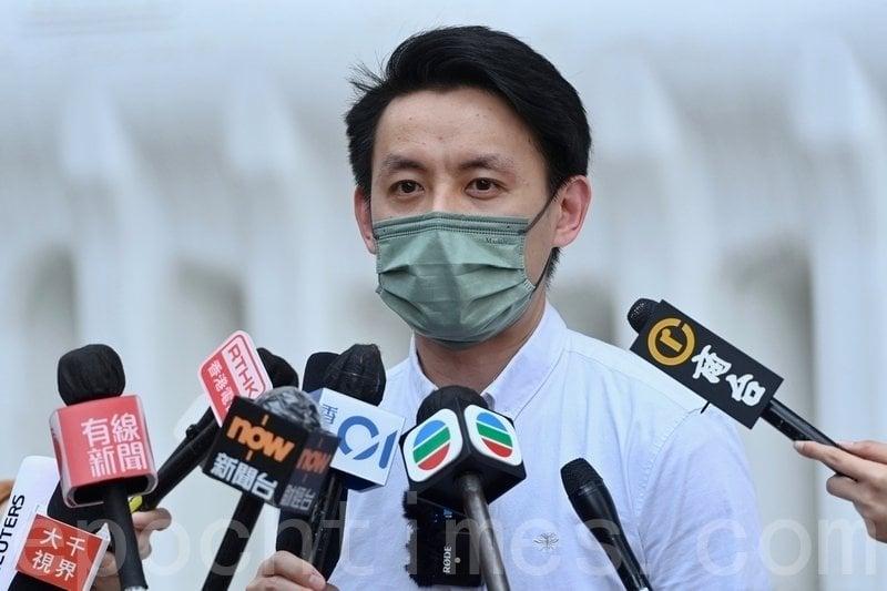 宣誓風波引逾百名區議員辭職 羅健熙去信林鄭要求解䆁