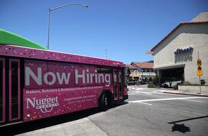 美國首領失業救濟人數錄得37.3萬 賓紐德州增3千8以上