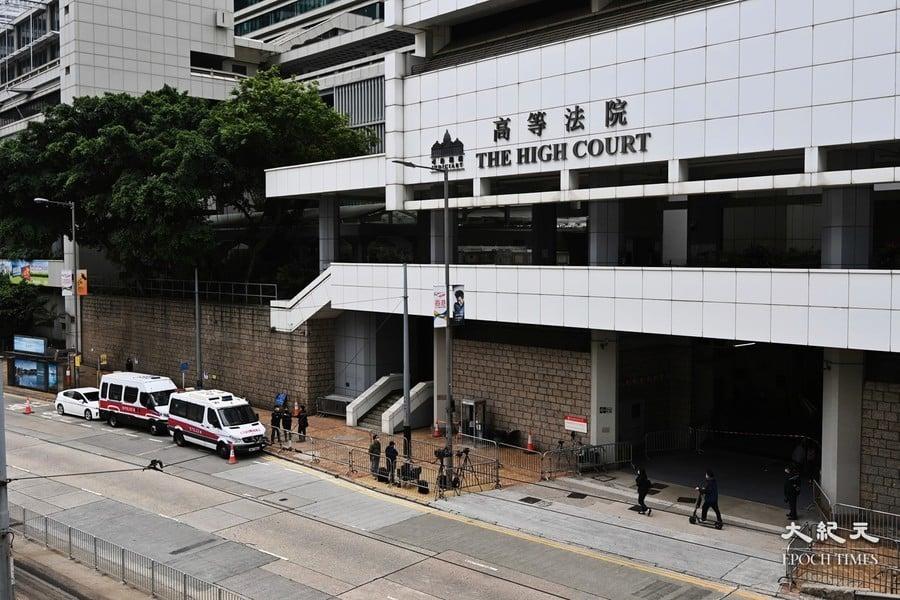 國安法首案 | 唐英傑3罪表證成立 辯方專家證人指光復未必指推翻政權