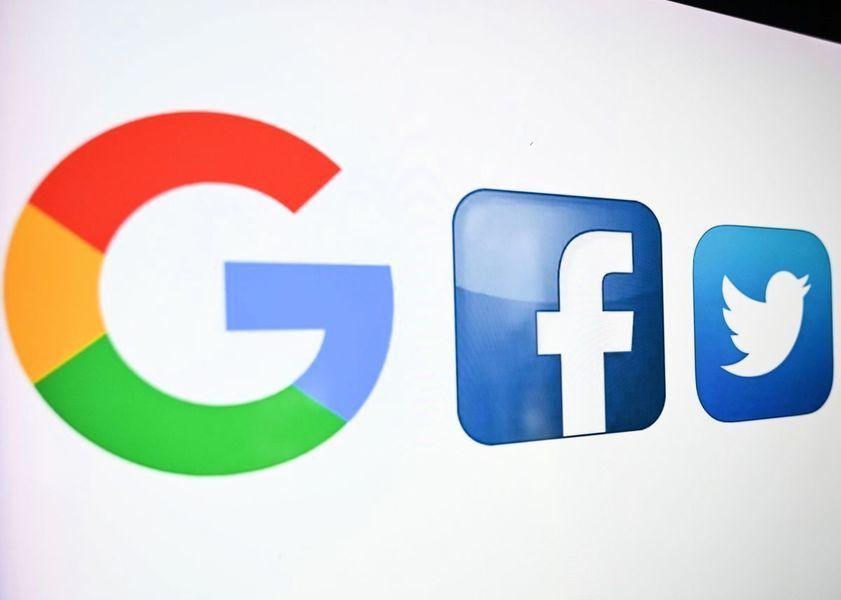 特朗普提告推特谷歌面書 美國逾三十州起訴谷歌