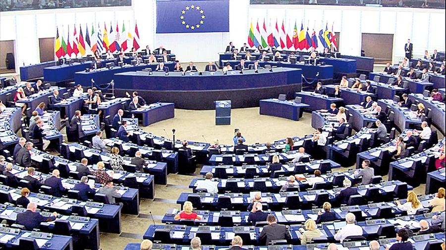 制止中共活摘器官 歐議會宣佈書面聲明