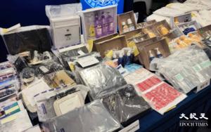 警方破獲灣仔及銅鑼灣區賣淫場所 拘捕涉案68人