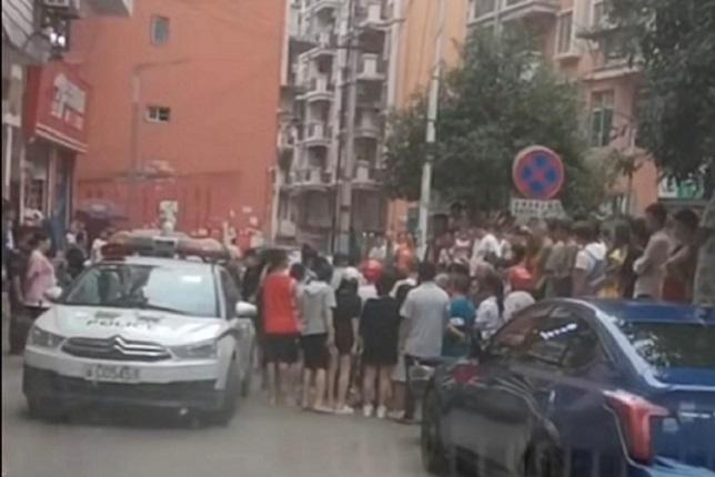 雲南鹽津學生被老師酒後毆打 校友發聲遭打壓