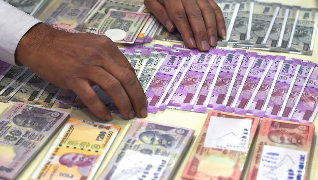 【印度儲備】一周增加0.17%突破6,100億美元