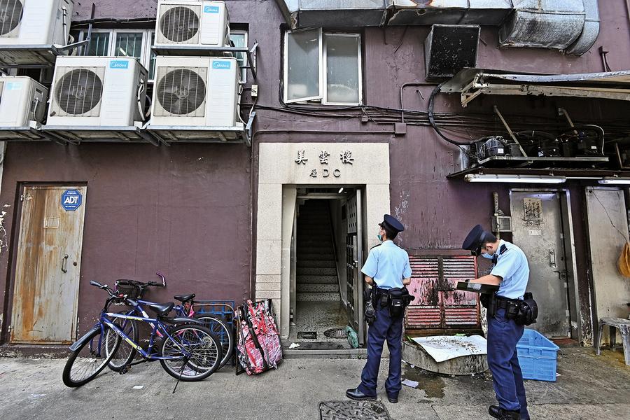 62歲男戶主涉襲三母女後縱火 大埔火警釀三死一傷