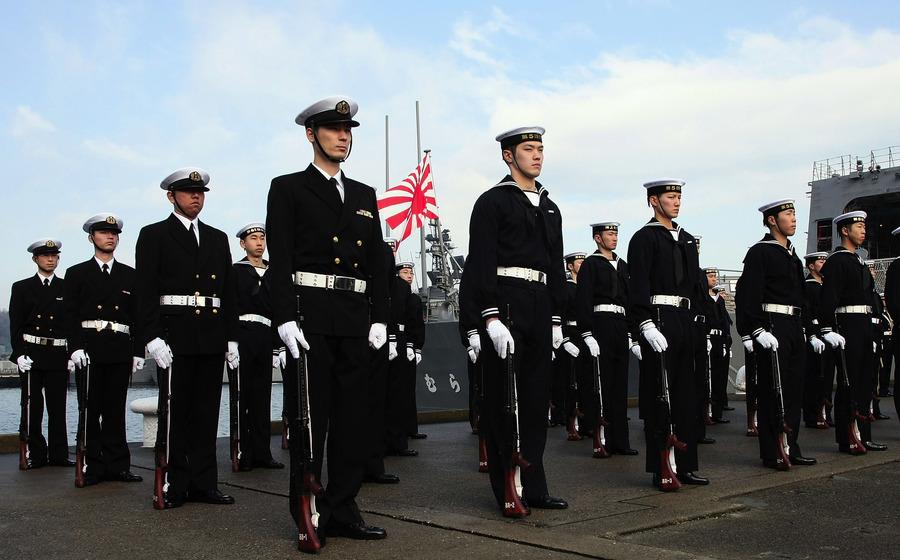 【軍事熱點】《日本防衛白皮書》首提台海問題