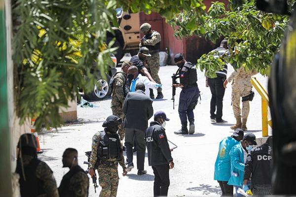 24名僱傭兵刺殺海地總統 核心人物落網