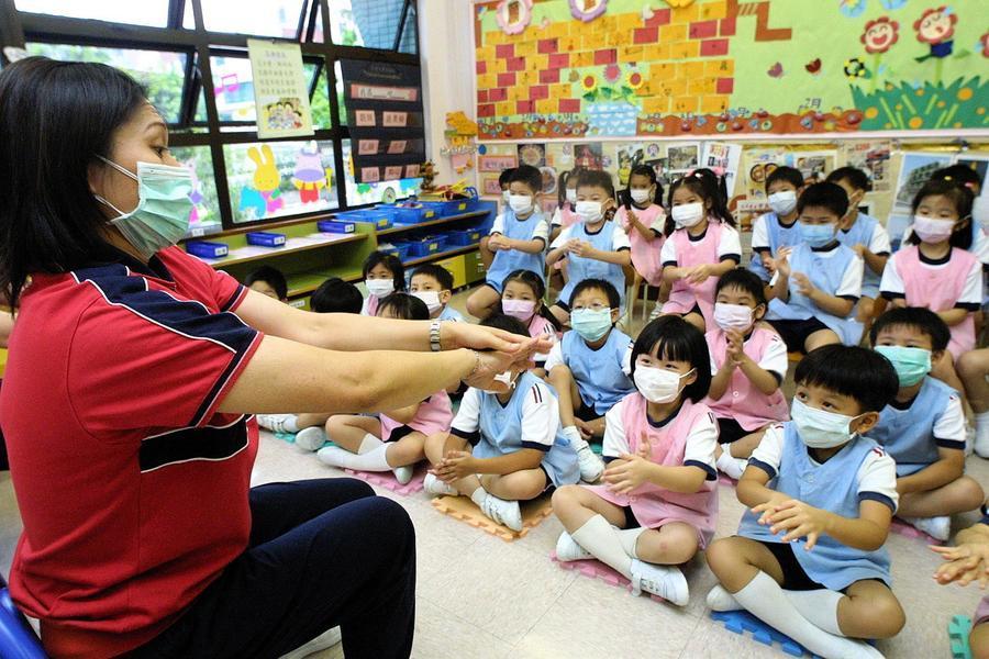 教育局發《維護國安法讀本》予幼稚園教師