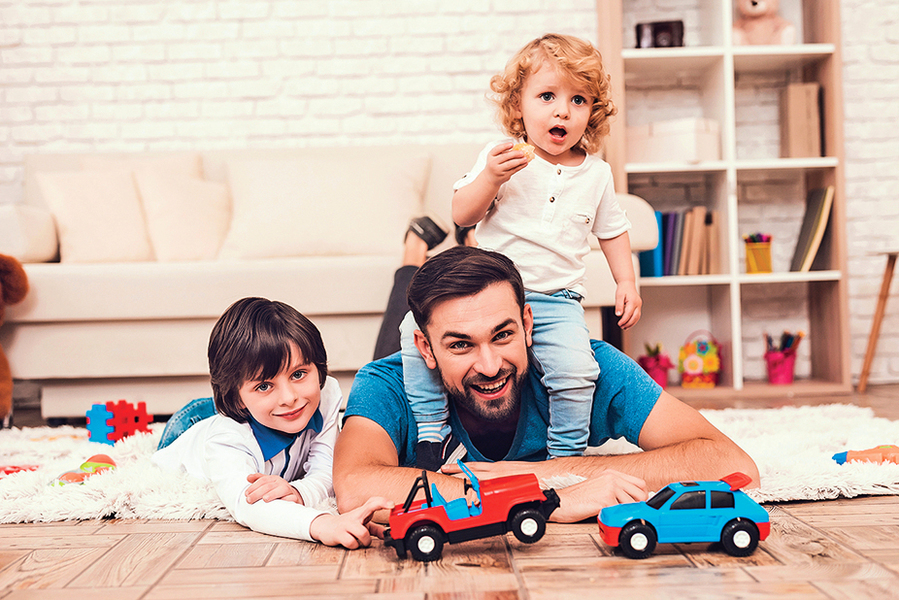 為孩子建立明確的生活規則三