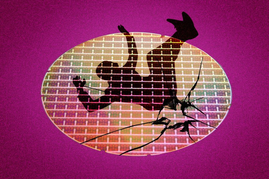 芯片巨頭瀕臨破產 紫光下錯棋