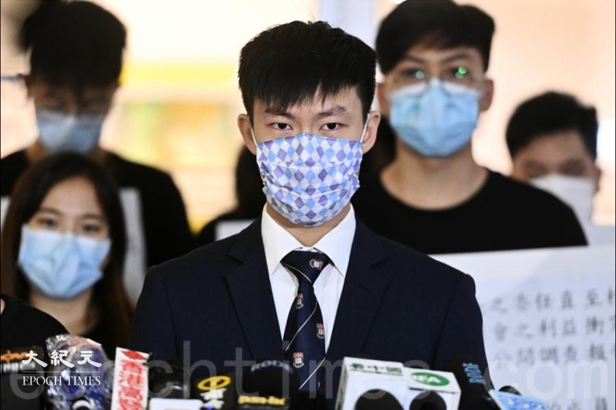 港大前校務委員李梓成:學生會不被承認 有「憲制危機」