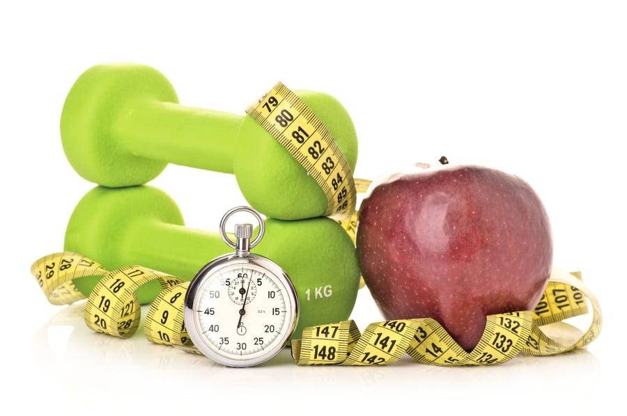 常保健康體重 輕鬆找回健康