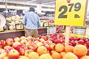 美六月物價再次大幅上漲