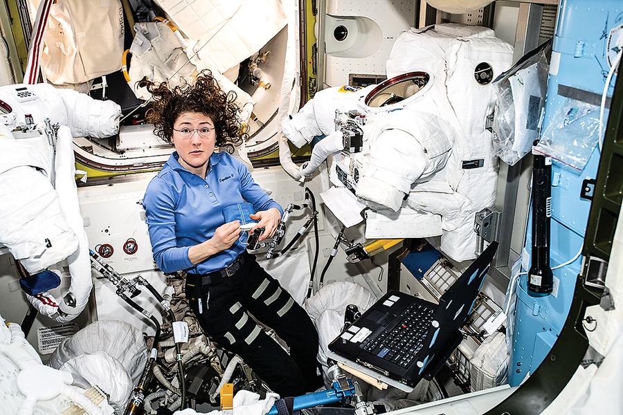 NASA考慮修訂太空人受輻射上限