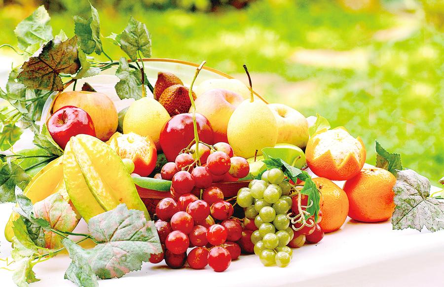 【梁廚美食】水果蒟蒻果凍