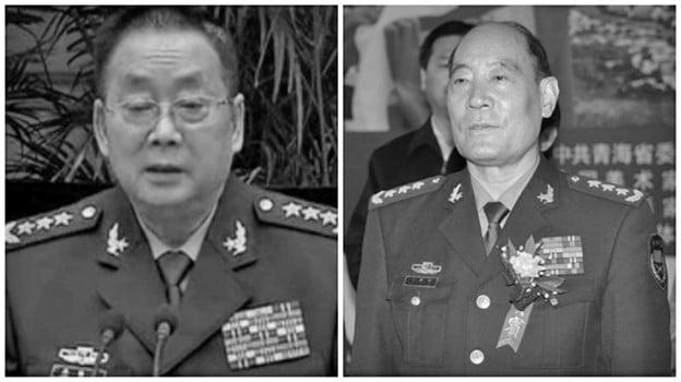 中共前軍委委員廖錫龍缺席百年黨慶 兩弟相繼被查