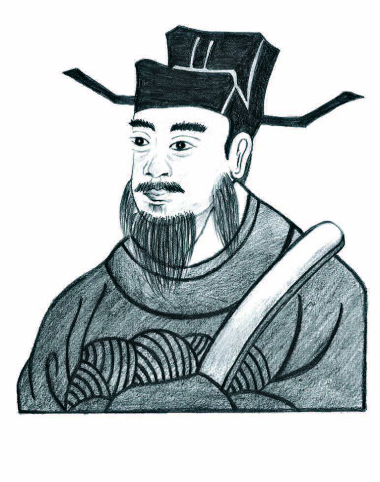 出生神奇的狀元 ——史大成。(Yeuan Fang / 大紀元)