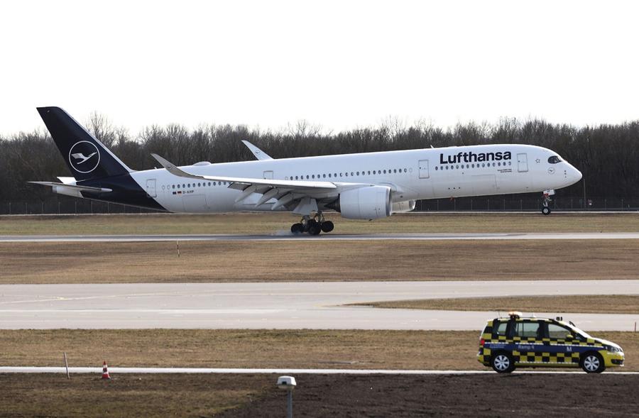 本港再現零確診 德國漢莎航空法蘭克福來港航班被禁飛