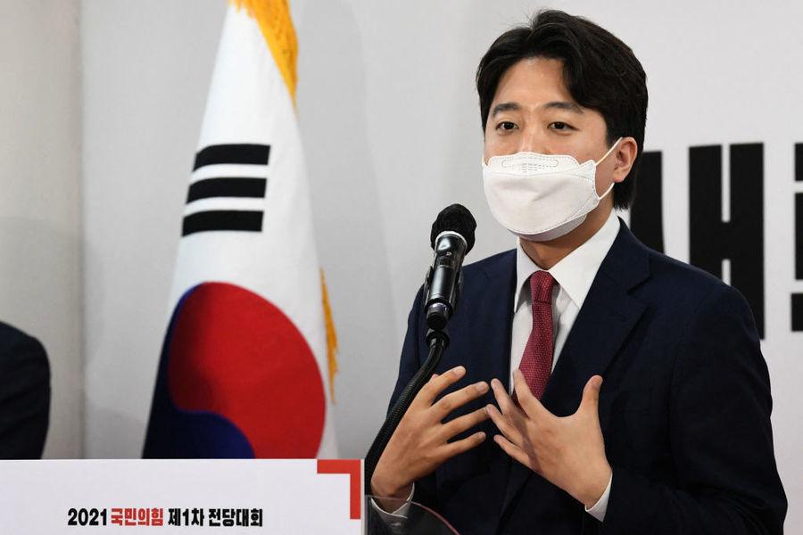 韓政壇新星會晤中共大使 罕見提及中共人權問題