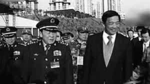涉薄周政變 前國防部長梁光烈缺席黨慶