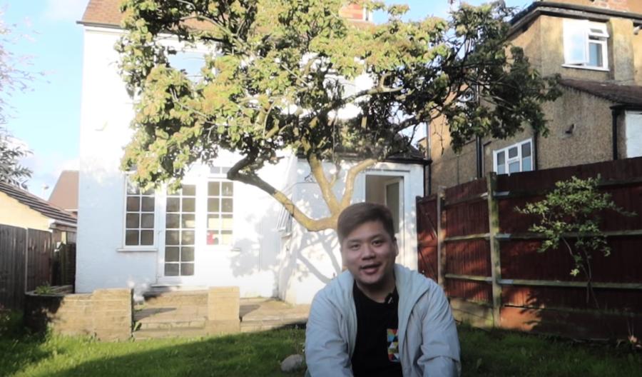 趙善軒移民英國 短片分享選擇過程