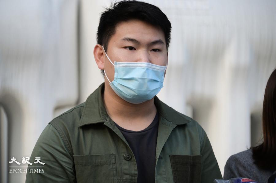 深水埗區議員劉家衡宣佈與妻「流亡」 暫依賴眾籌金維生