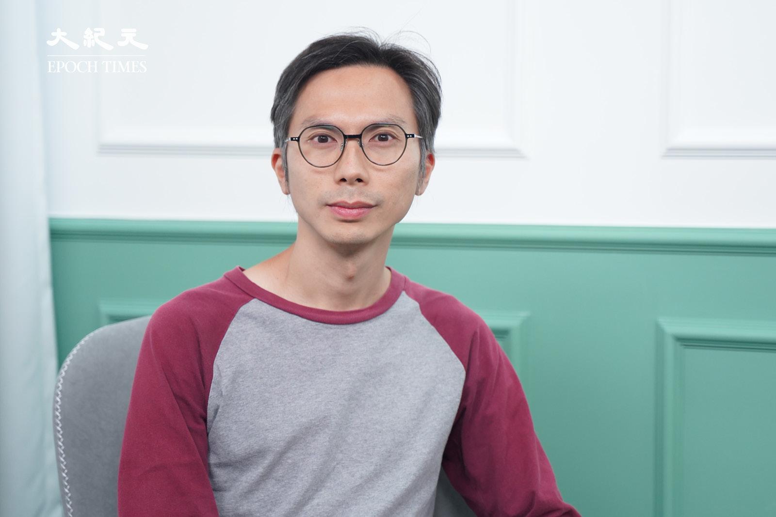 香港導演周冠威的紀錄片《時代革命》今(16日)在法國康城影展上映,周冠威表示希望全世界知道香港2019年抗爭運動的歷史。資料圖片。(關永真/大紀元)