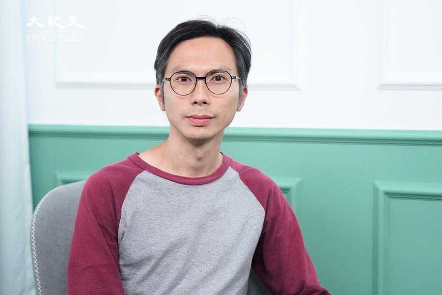 【專訪周冠威】康城今上映《時代革命》 導演周冠威:忍了這個秘密好久