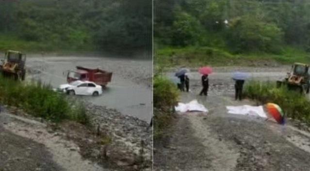 陜西漢中村民舉報採砂 慘遭報復夫妻雙亡