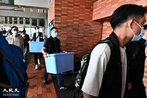 港大學生會遭清算 學苑總編輯遭國安問話電腦被帶走