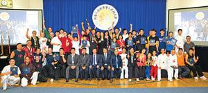世界華人武術大賽金獎誕生