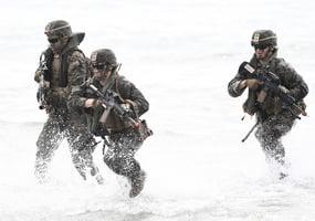 美澳日11國聯合軍演展軍事能力 中共間諜船靠近