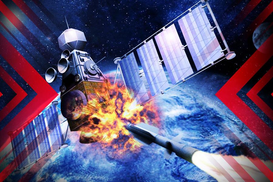 【時事軍事】中共太空威脅震驚美國