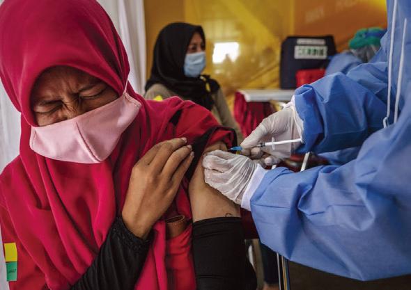 印尼連2天新病例居全球之冠 科興功效再受關注