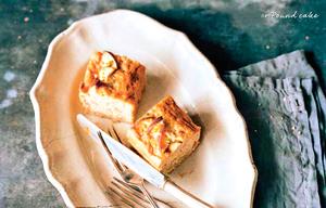 午茶特選 蘋果生薑磅蛋糕