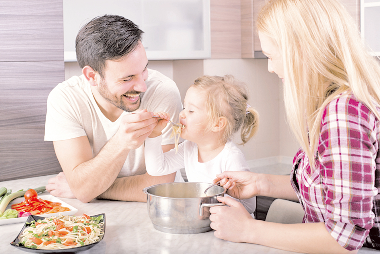 自製孩子喜歡的意粉,健康又美味!
