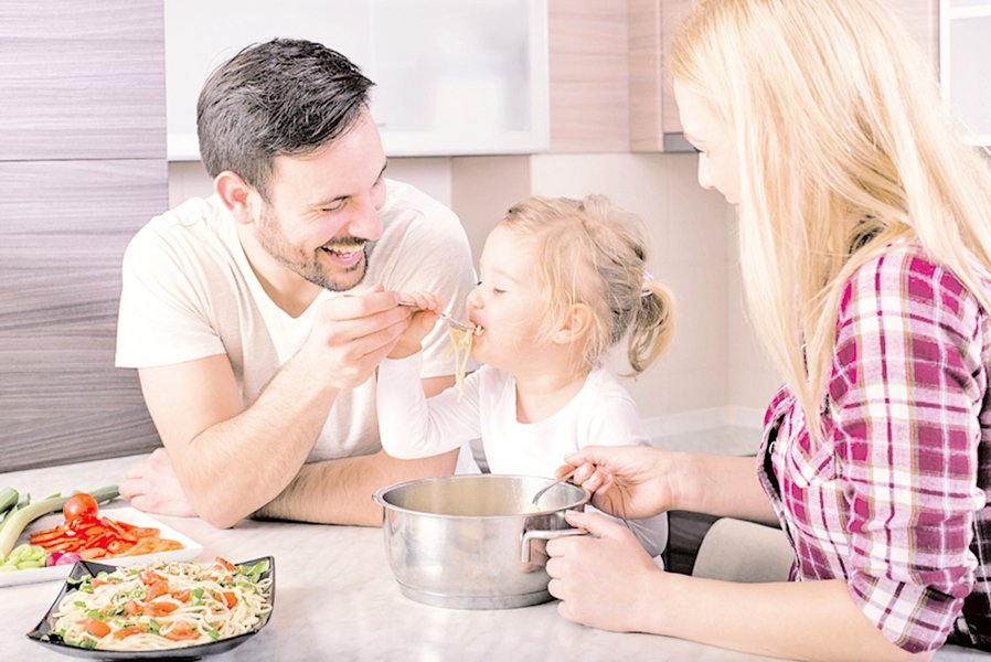 你家孩子挑食嗎?自製美味意粉
