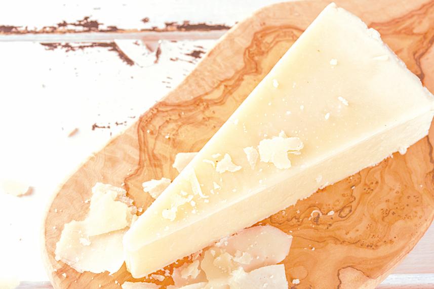 羅馬綿羊芝士適合加入意粉中,讓味道更濃郁。
