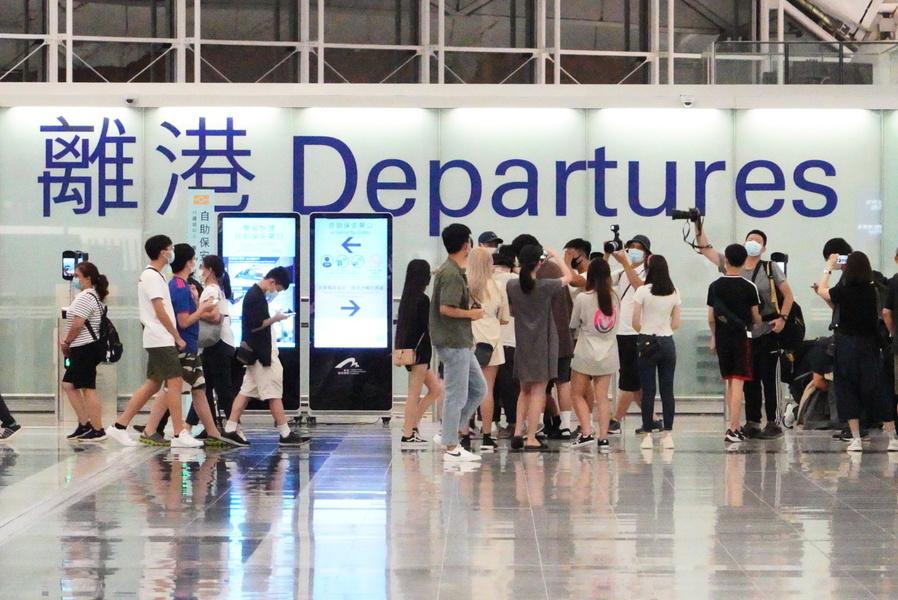 港府宣佈入境條例8月生效 「預先通報旅客資料系統」稍後落實
