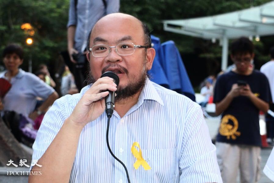 選委會選民大減97% 蔡子強指中共著重掌握選舉而非基層聲音