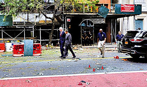 紐約24小時遭3宗攻擊