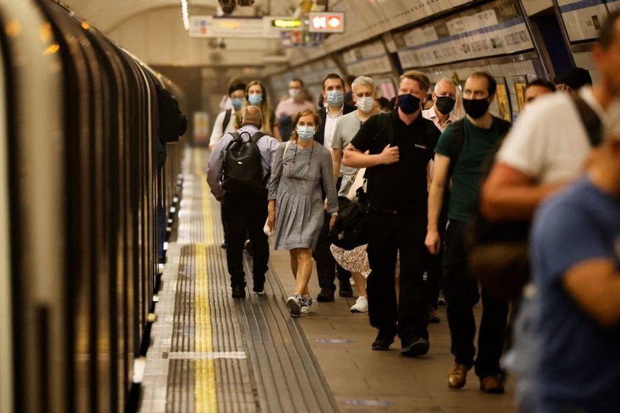 英格蘭今起全面解封  逾六成民眾望維持防疫限制
