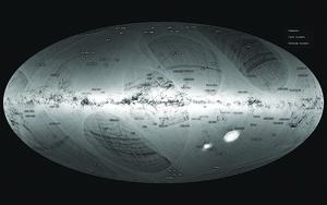 測逾11億恆星繪3D星圖