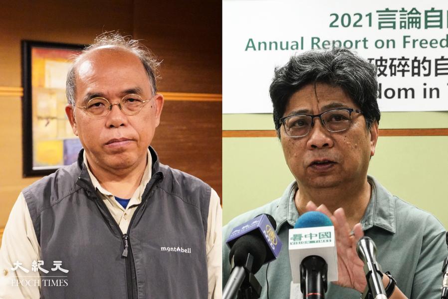 傳媒查閱選民登記冊受限 鍾劍華:部份基層社團「鬼五馬六」