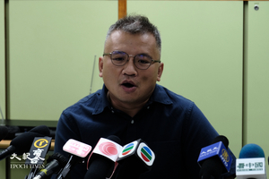 陳朗昇指未能確定記協資格 批限制查冊不合理