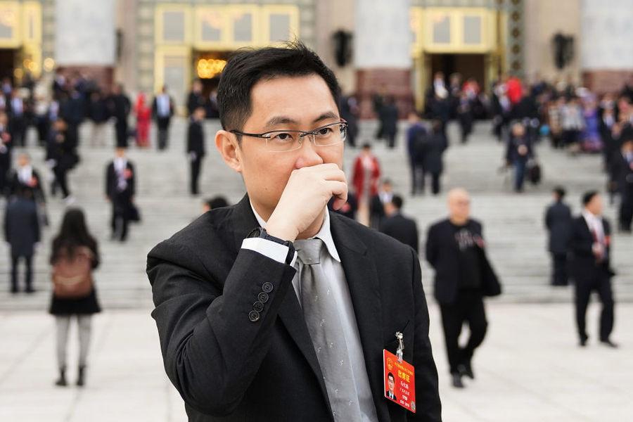 網絡巨頭騰訊設275個黨支部 與中共網監一同辦公