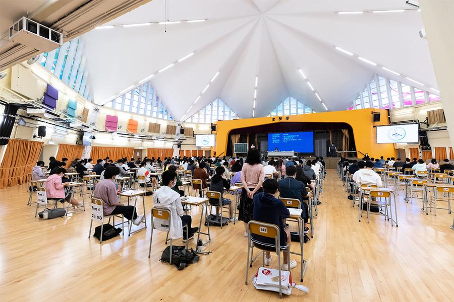 逾1.7萬DSE考生達大學入讀門檻