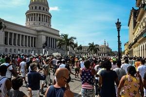 古巴共產政權 遲早解體