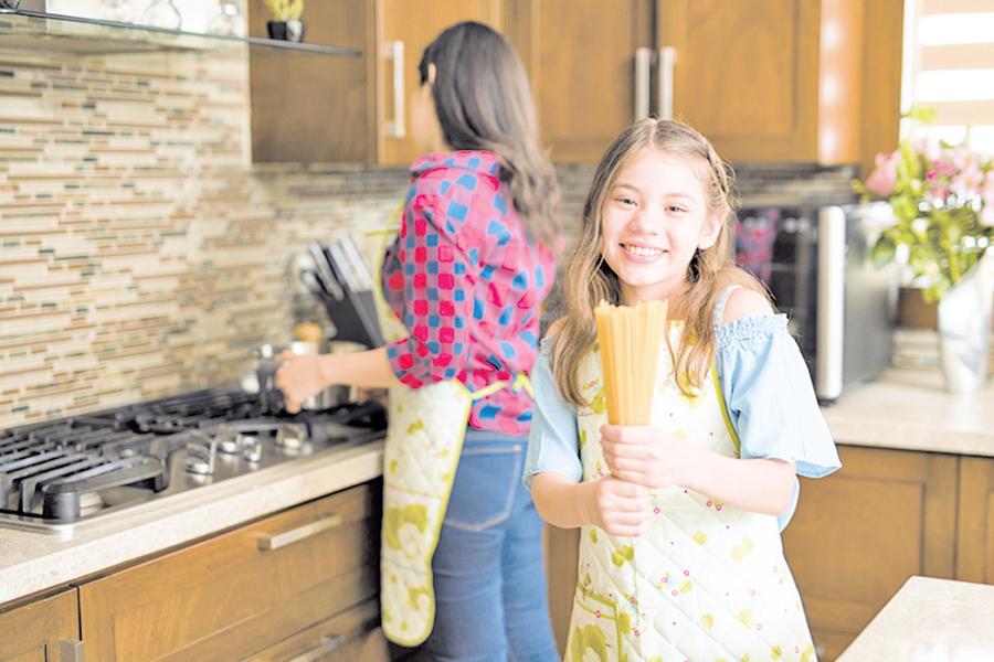 你家孩子挑食嗎?自製美味意粉(下)