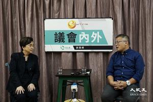 陳朗昇:香港新聞界只剩下「零碎」自由